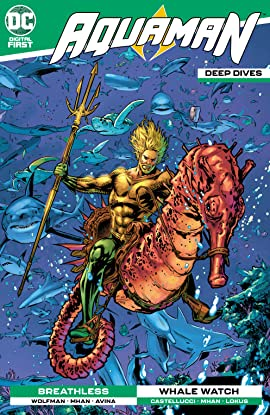Aquaman: Deep Dives #8