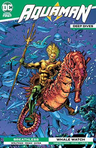 Aquaman: Deep Dives #8