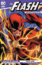 Flash: Fastest Man Alive #8