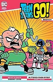 Teen Titans Go!: Booyah! No.3