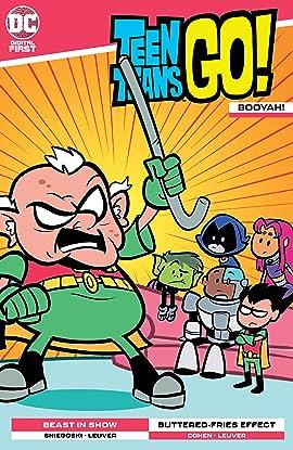 Teen Titans Go!: Booyah! #3