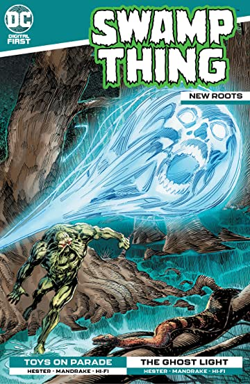 Swamp Thing: New Roots #8