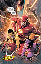 The Flash (2016-) Vol. 12: Death and the Speed Force