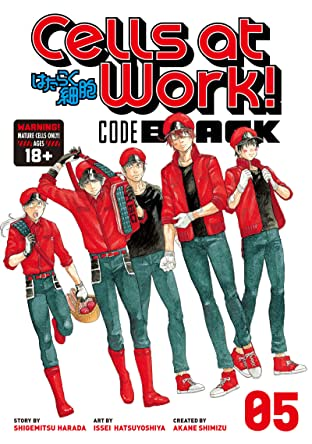 Cells at Work! CODE BLACK Vol. 5