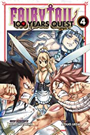 Fairy Tail: 100 Years Quest Vol. 4