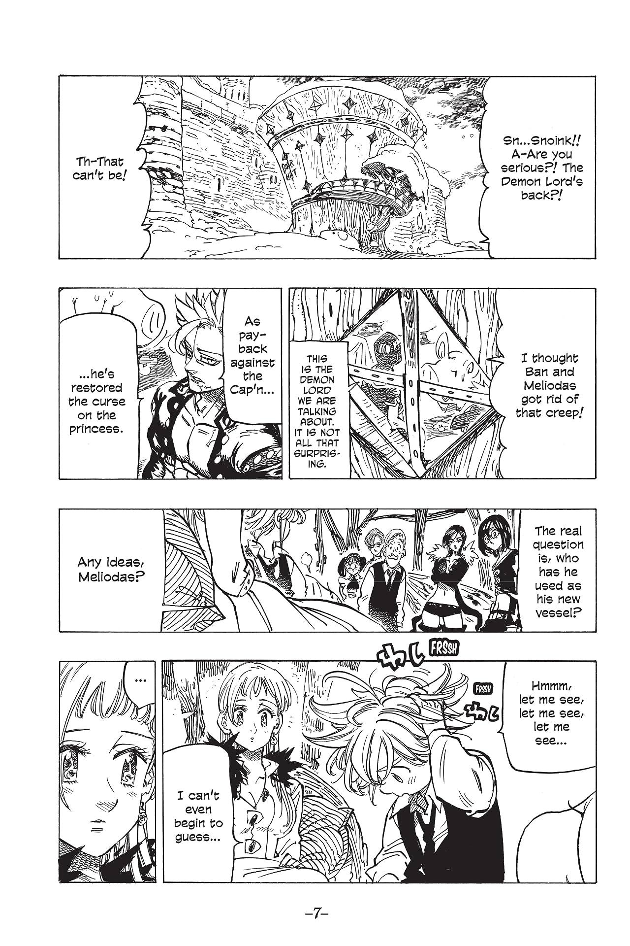 The Seven Deadly Sins Vol. 38