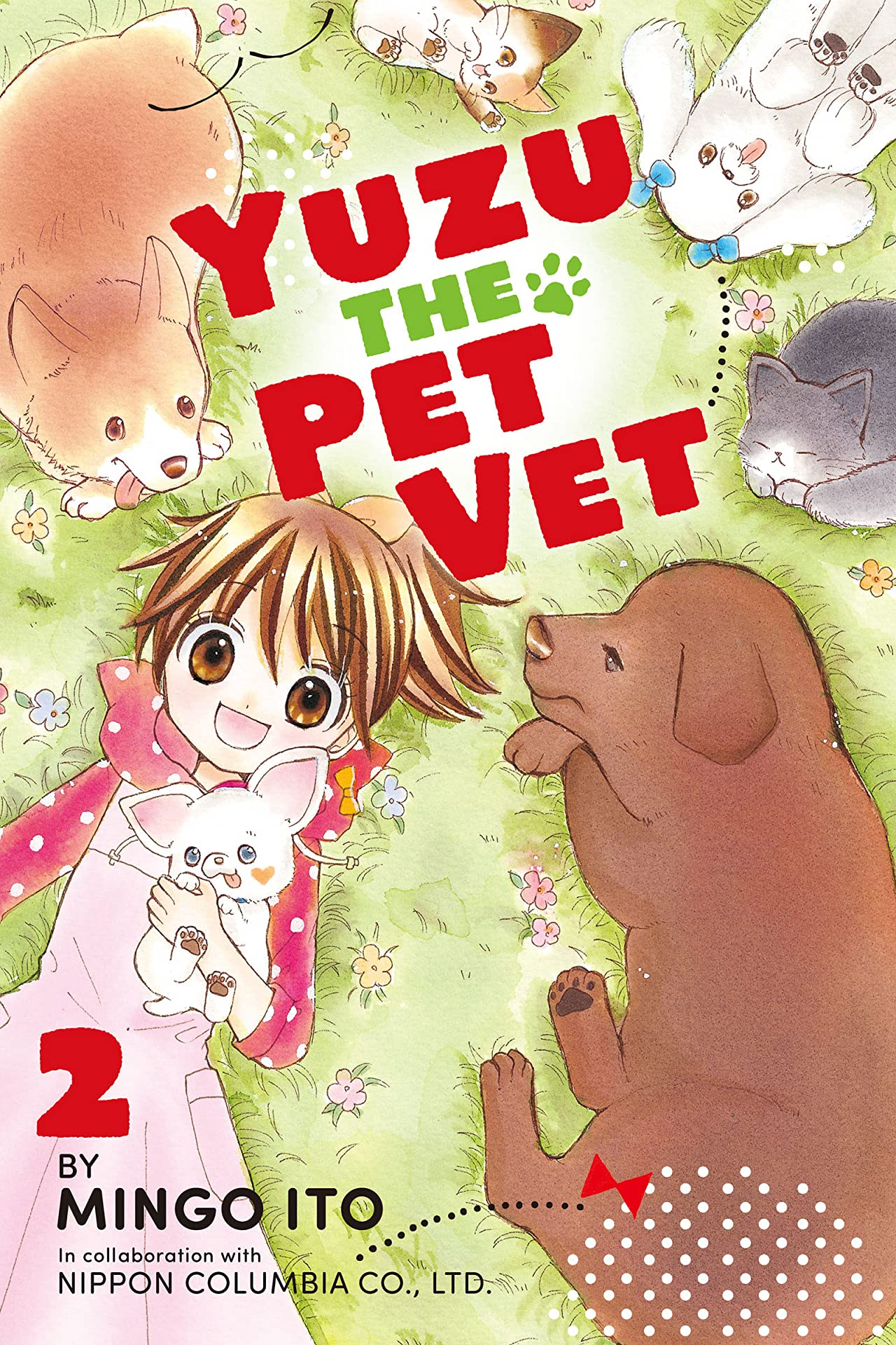 Yuzu the Pet Vet Tome 2