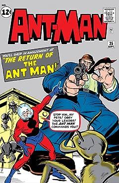 Ant-Man (1959-1968) #35