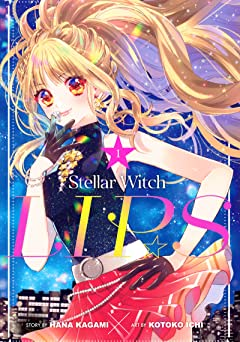 Stellar Witch LIP☆S Tome 1