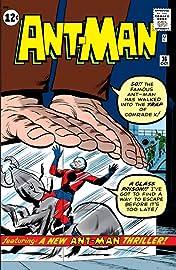 Ant-Man (1959-1968) #36
