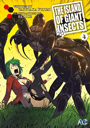 THE ISLAND OF GIANT INSECTS Vol. 4