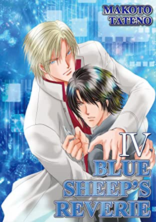 BLUE SHEEP'S REVERIE  (Yaoi Manga) Vol. 4