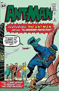 Ant-Man (1959-1968) #37