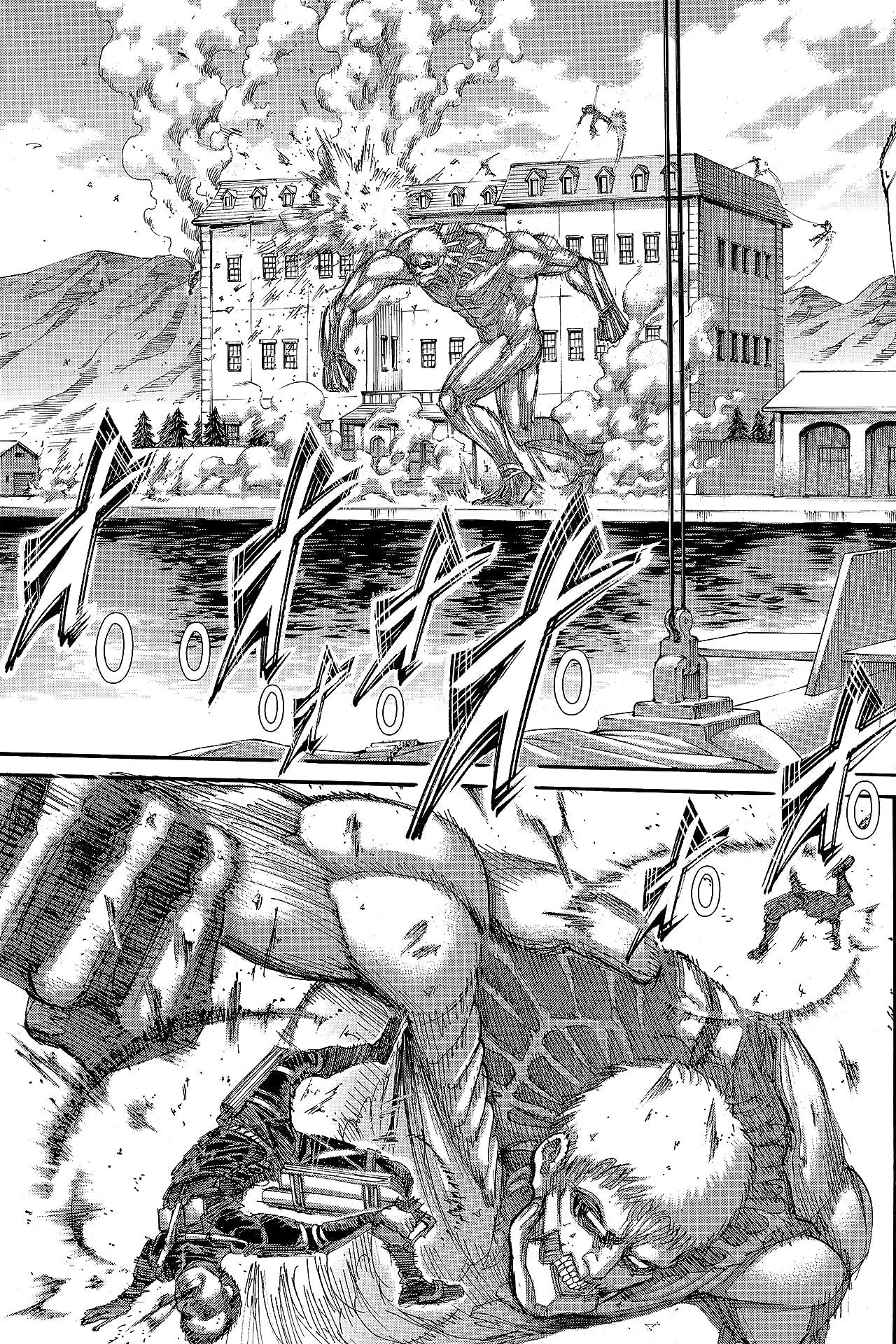 Attack on Titan #129