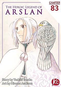 The Heroic Legend of Arslan #83
