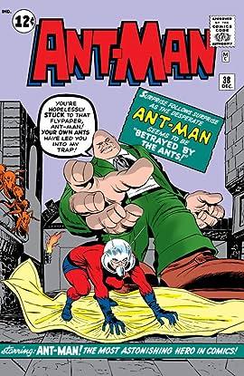 Ant-Man (1959-1968) #38