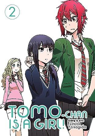 Tomo-chan is a Girl! Vol. 2