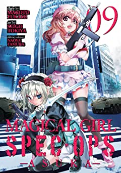 Magical Girl Spec-Ops Asuka Tome 9