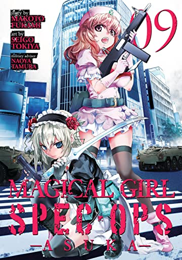 Magical Girl Spec-Ops Asuka Vol. 9