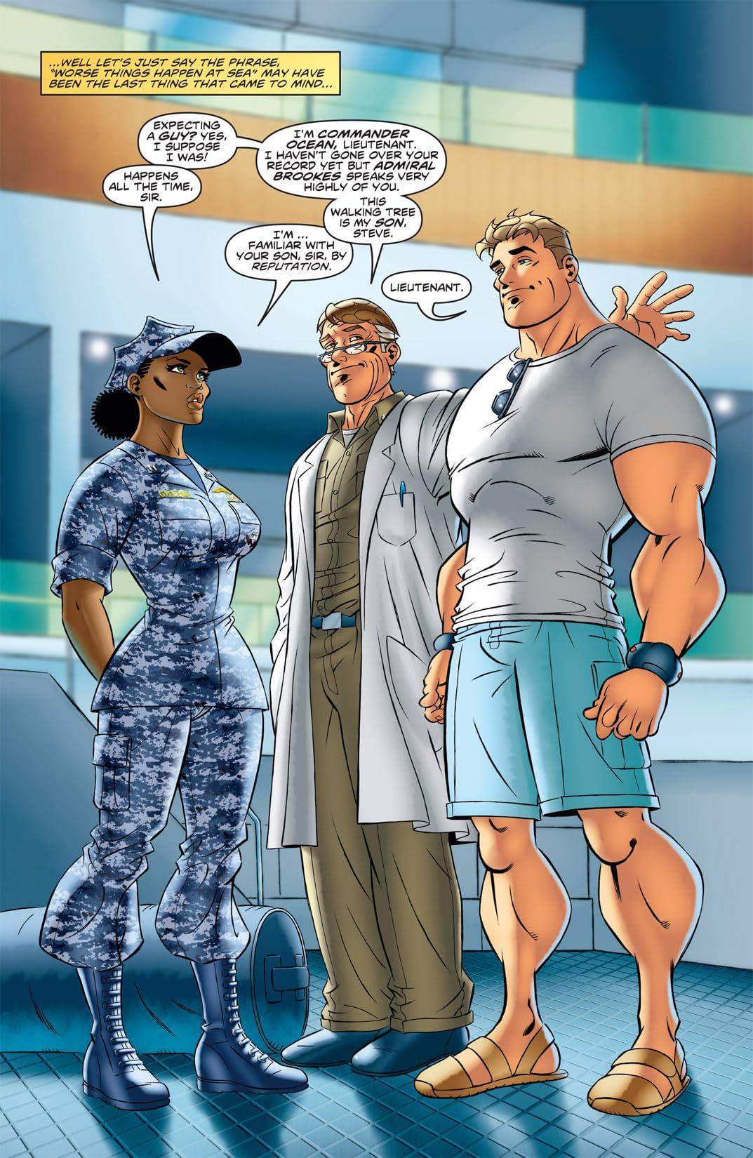Marineman #2