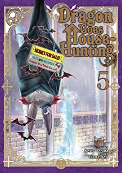 Dragon Goes House-Hunting Vol. 5
