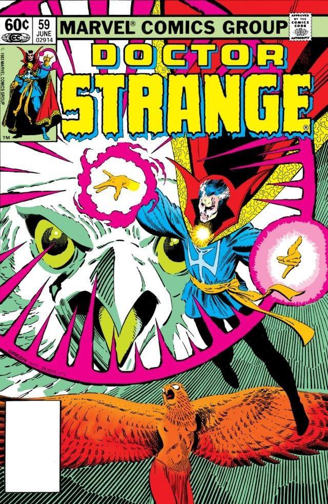 Doctor Strange (1974-1987) #59
