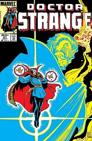 Doctor Strange (1974-1987) #61