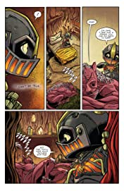 Canto II: The Hollow Men #1 (of 5)
