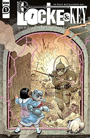 Locke & Key: ...In Pale Battalions Go… #1 (of 3)