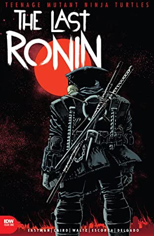 Teenage Mutant Ninja Turtles: The Last Ronin No.1 (sur 5)