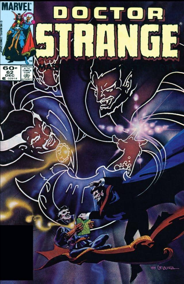 Doctor Strange (1974-1987) #62