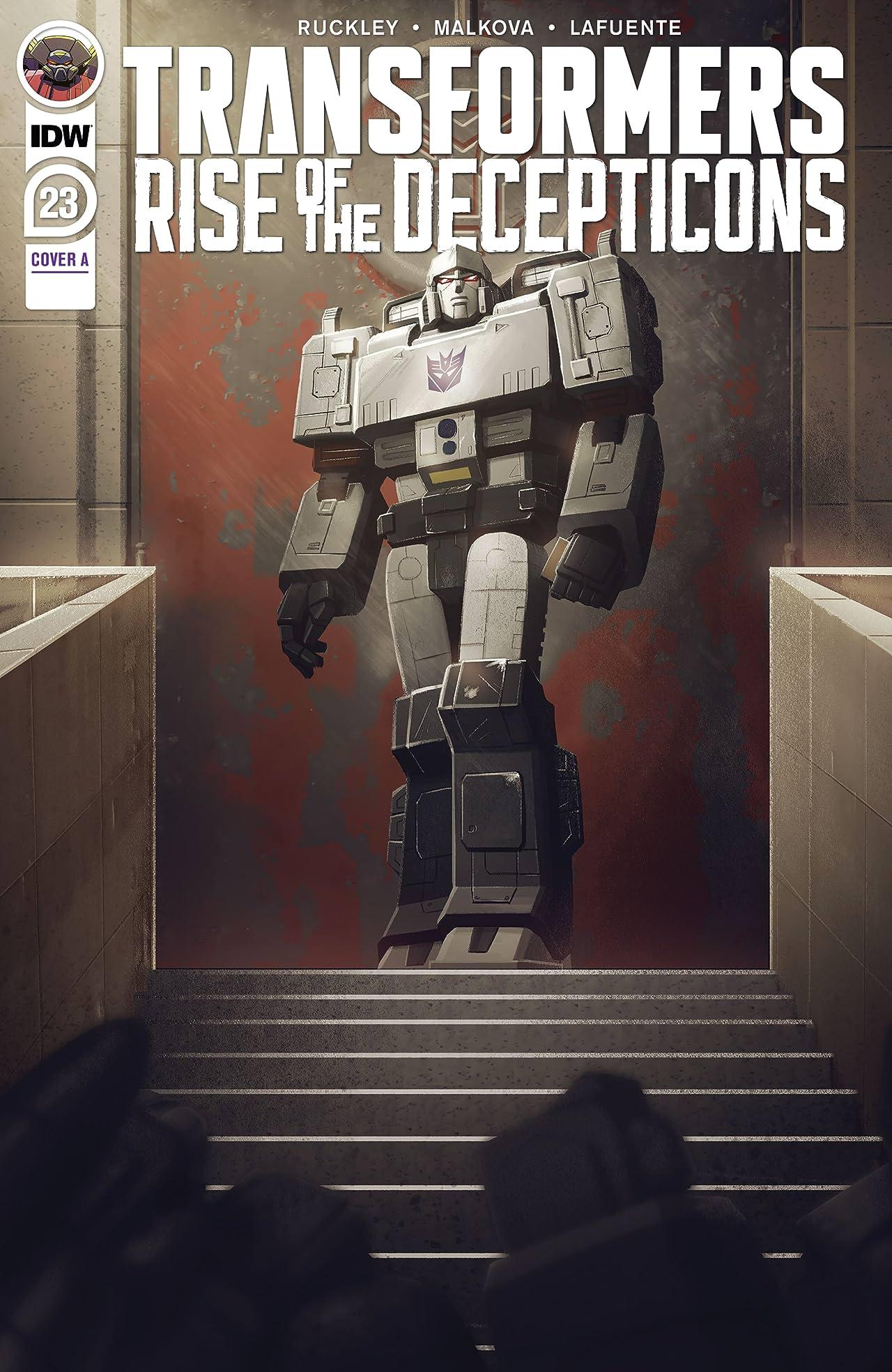 Transformers (2019-) No.23