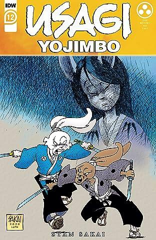 Usagi Yojimbo (2019-) No.12