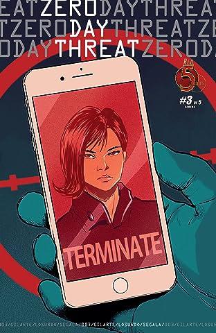 Zero Day Threat Vol. 1 #3