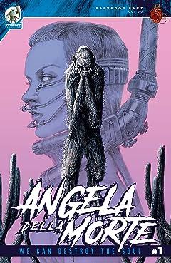 Angela Della Morte Vol. 2 #1