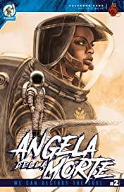 Angela Della Morte Vol. 2 #2