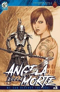 Angela Della Morte Vol. 2 #3