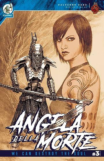 Angela Della Morte Tome 2 No.3
