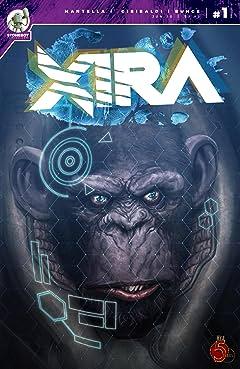 Xira Vol. 1 #1