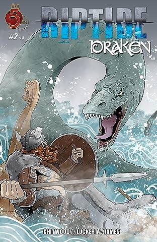 Riptide Vol. 2 #2: Draken