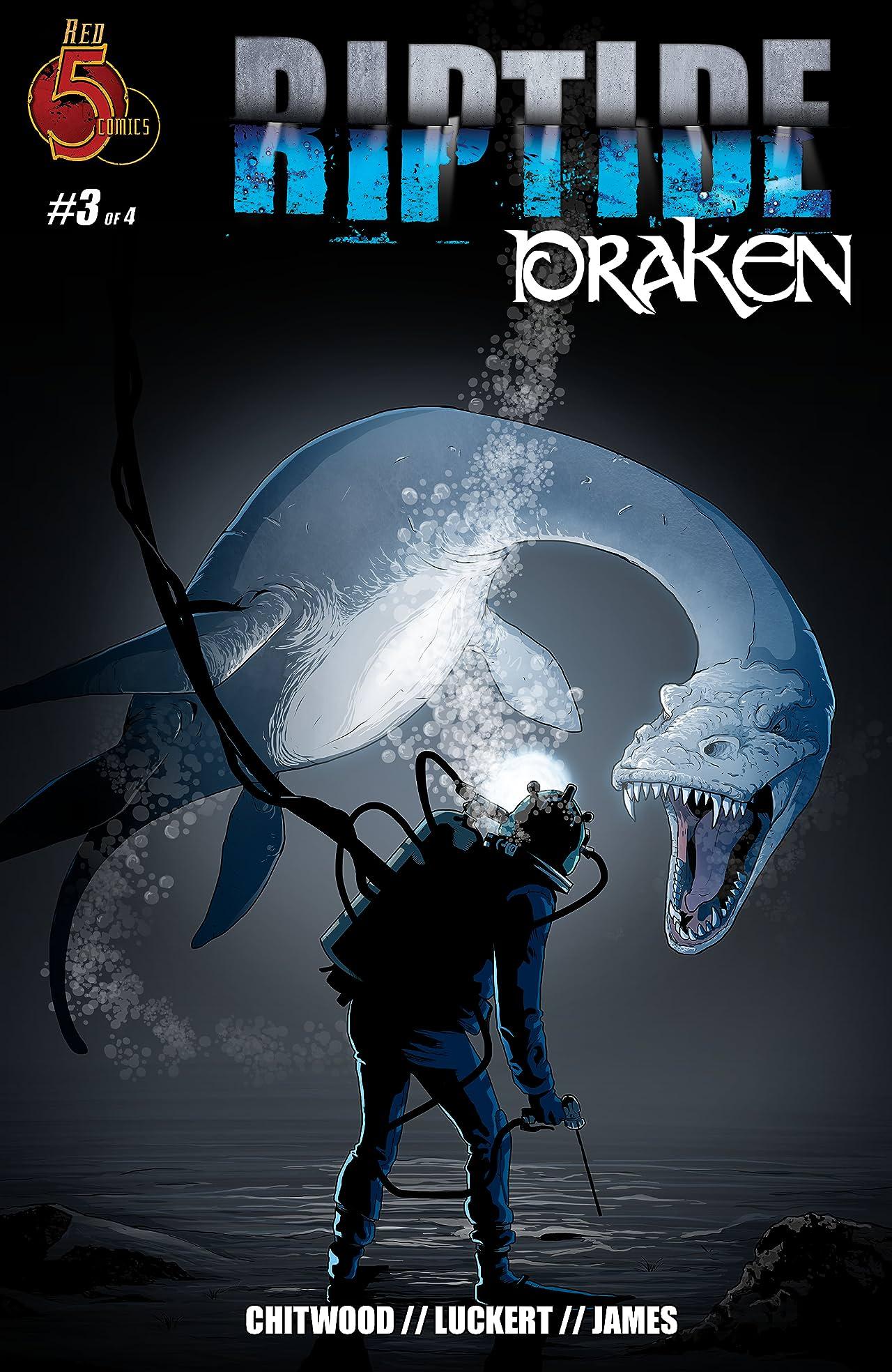 Riptide Vol. 2 #3: Draken