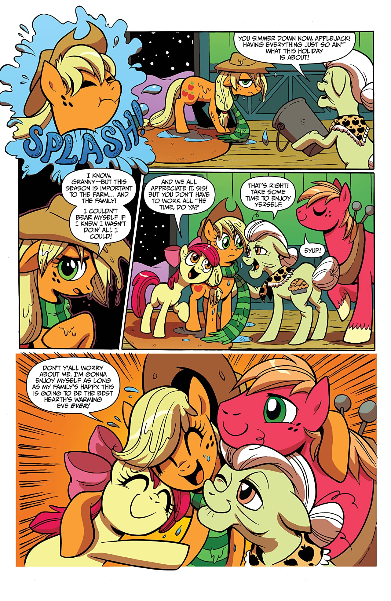 My Little Pony: Holiday Memories