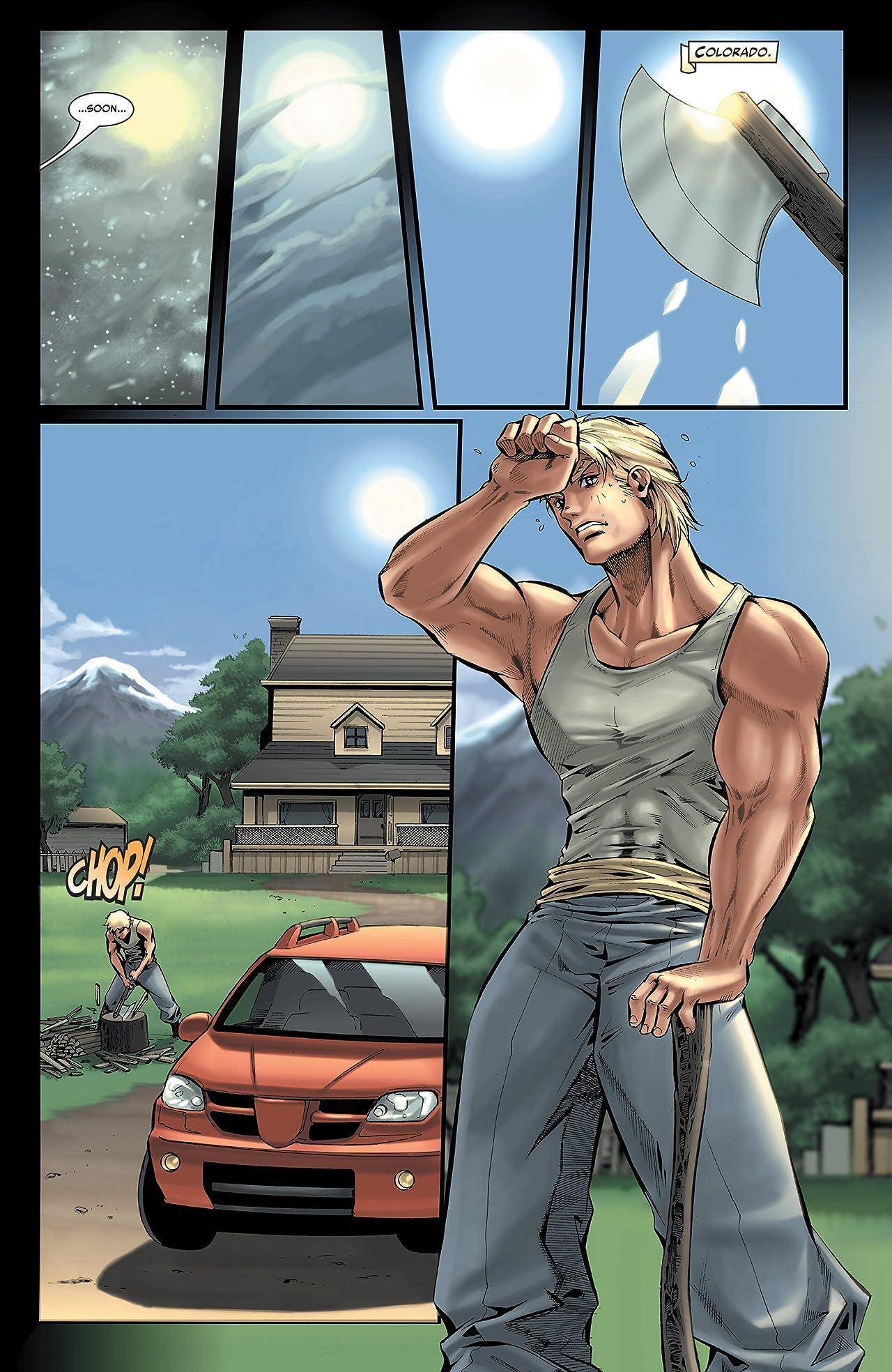 Iron Fist (2004) #2