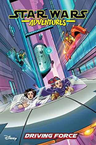 Star Wars Adventures Tome 10: Driving Force