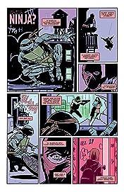Teenage Mutant Ninja Turtles: Jennika