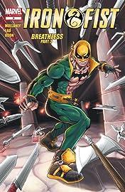Iron Fist (2004) #3