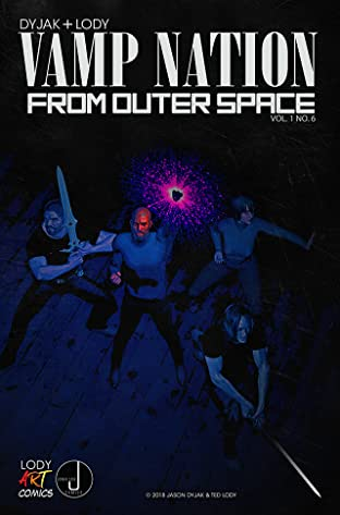 Vampire Nation from Outer Space #6