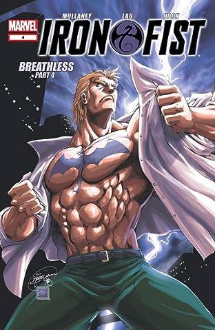 Iron Fist (2004) #4