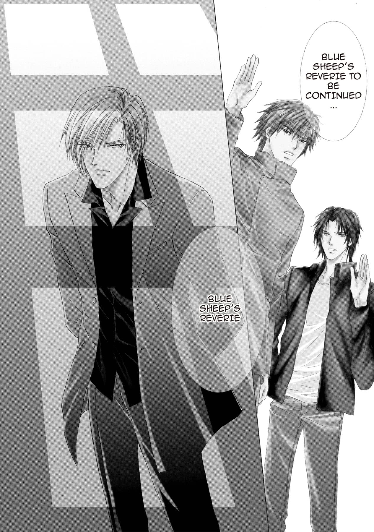 BLUE SHEEP'S REVERIE (Yaoi Manga) #14