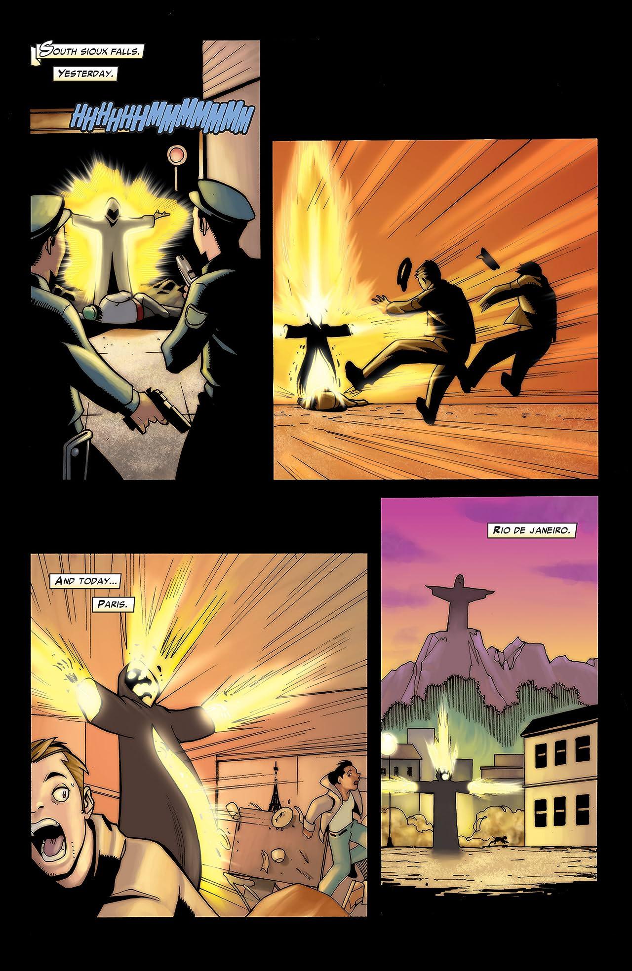 Iron Fist (2004) #5